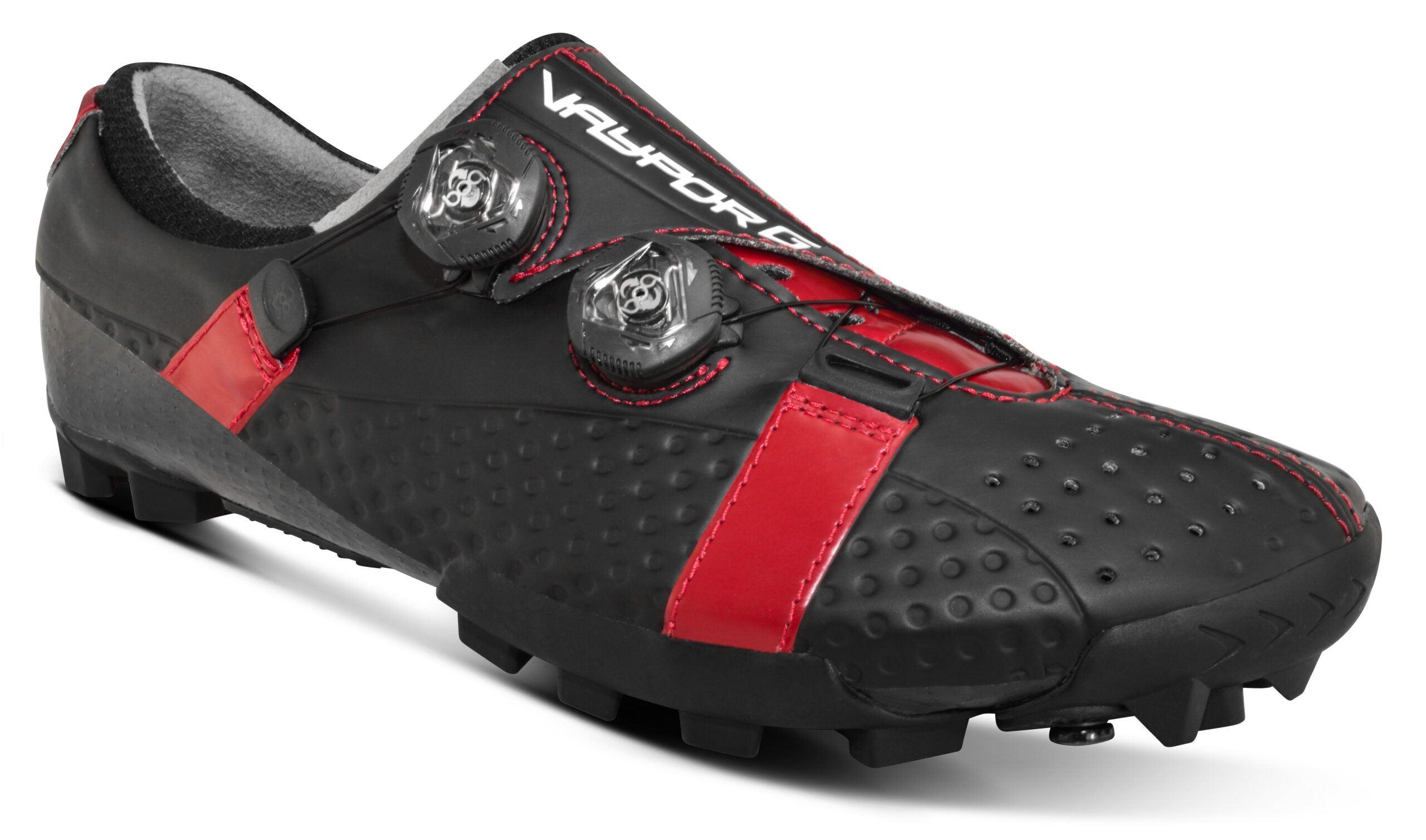 Vaypor G Matte Black-Shiny Red